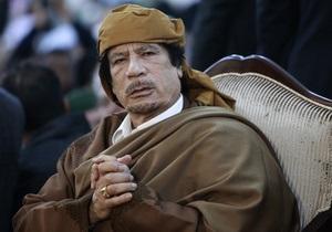 Международный уголовный суд: Сын Каддафи арестован