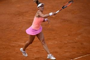 Теніс. Цуренко залишила турнір, програвши Вінус Вільямс у Римі