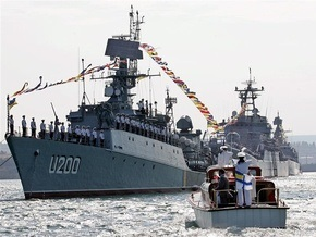 В Госдуме РФ заявили о готовности России строить военные корабли совместно с Украиной