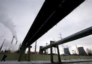 Украина существенно снизила транзит российского газа по итогам января