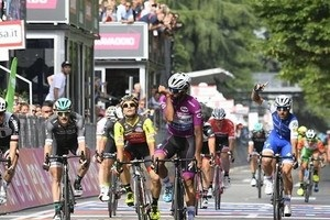 Колумбієць Гавірія виграв 12-й етап Джиро д Італія