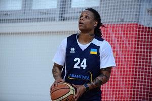 Українські баскетболістки втратили перемогу над Латвією