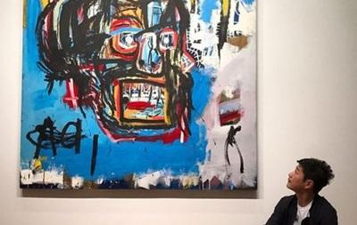 Безымянная картина Баския продана за рекордные $110 миллионов