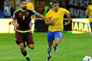 Тайсон вызван в национальную сборную Бразилии