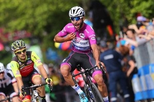 Гавірія став першим колумбійцем, який виграв чотири етапи Джиро