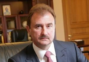 Рыбак поддерживает кандидатуру Попова на пост мера Киева