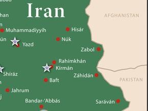 Иран обвиняет спецслужбы США и Британии в пособничестве террористам