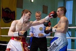 Украинец Грищук не сумел выиграть титул чемпиона Европы по версии EBU