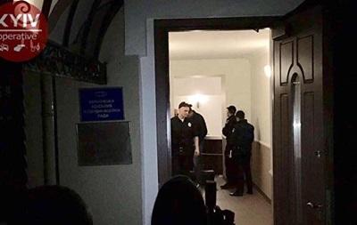 ВКиеве в кабинет «Конгресса украинских националистов» бросили гранату