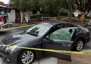 Стрельба в Калифорнии: шестеро погибших