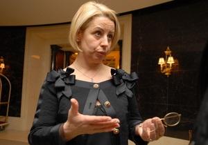 Герман не пришла на эфир Первого Национального без Тимошенко