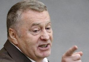Жириновский предложил перезахоронить останки генералов Белой армии в России