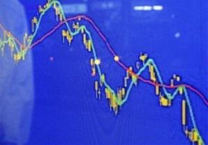 Украинские биржи открылись снижением из-за нестабильности в  Ливии