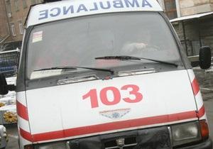 В Тернопольской области пенсионер умер, не дождавшись застрявшей в снегах скорой