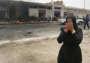 Смертники атаковали избирательные участки в Багдаде, где голосовали солдаты