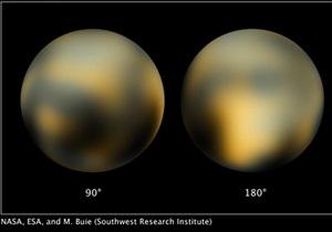 Плутон может образовывать хвост подобно комете