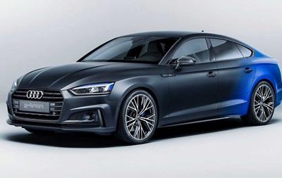 Audi показала работающий на газе хэтчбек A5 g-tron