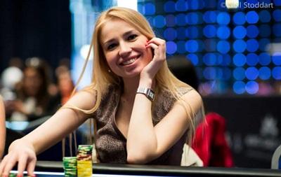 Ольга Ермольчева – чемпион женского турнира по безлимитному холдему