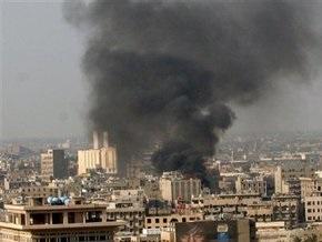 В Багдаде прогремел взрыв: погибли 52 человека