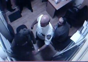 Момент перед убийством: в Сеть попало видео из комнаты охранников Каравана
