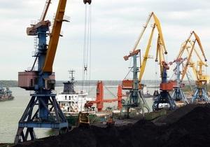 Ъ: Украинские порты отбирают грузопоток у России