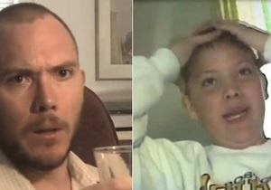 Новый хит интернета: 32-летний американец записал видеодиалог с 12-летним собой