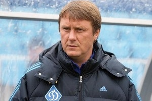 Хацкевич может возглавить Динамо после ухода Реброва