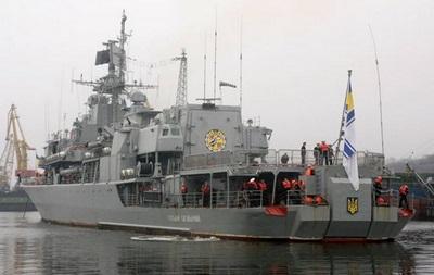 Флагману украинских ВМС остался год жизни - Гайдук