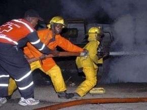 Жертвами пожара в Кении стали более 100 человек