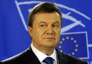 СМИ: Москва понизила в статусе визит Януковича в Россию