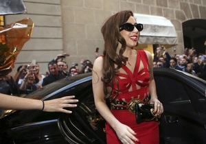 Lady Gaga поблагодарила Медведева за толерантность к геям