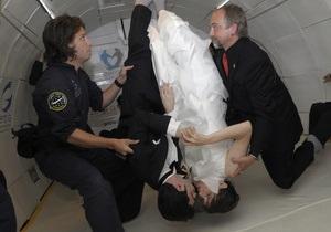 NASA: Секс в космосе может грозить бесплодием