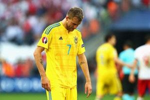Сборная Украины проиграла Мальте