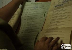 Оппозиция заявляет о затягивании подсчета голосов в округе №189 в Хмельницкой области