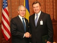 Янукович и Буш услышали друг друга