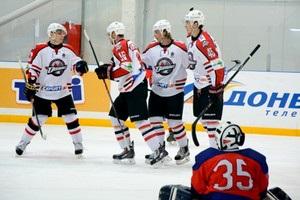 Чемпионат Украины по хоккею омолодился