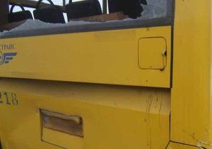 В Киеве столкнулись автобусы: есть пострадавшие