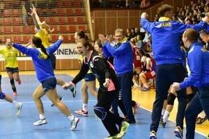 Сборная Украины по гандболу героически сыграла вничью в плей-офф ЧМ