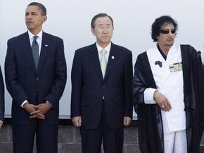 Саммит G-8 в Италии завершился минутой молчания