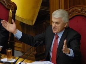 Литвин назвал  истерикой  заявление Ющенко о  пивных  миллионах для Рады