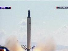 Иранская ракета передала на Землю научные данные