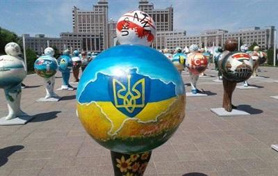 Киев передал Казахстану ноту по поводу карты без Крыма