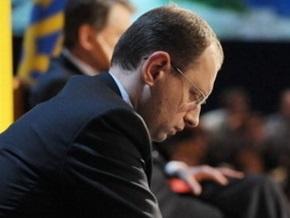 Пенсионному фонду не хватает 17 миллиардов - Яценюк