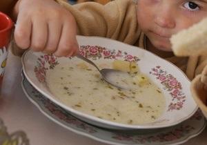 В мэрии заявили, что в Киеве две трети продавцов детского питания нарушают законодательство
