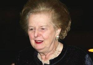 Умерла Маргарет Тэтчер - железная леди - биография