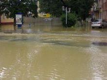 Турчинов предварительно оценил ущерб от стихии в миллиард гривен