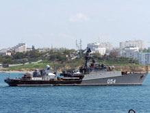 Российский флот заявил, что не терял в Крыму никаких ракет