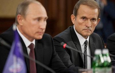 ВОУН «открестились» отМедведчука после заявления В. Путина