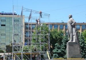 В Чернигове оппозиции запретили проводить митинг, запланированный на 1 октября