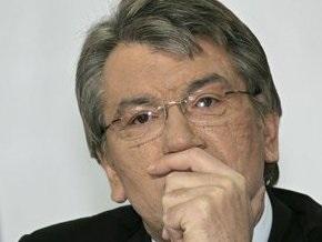 Литвин просит Ющенко прийти в Раду и представить Шамшура